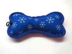 Winter Snowflake Dog Squeak Toys