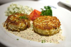 SHE CRAB CAKES
