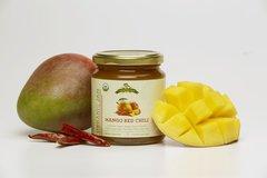 Organic Mango Red Chili Jam
