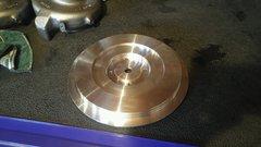 HX82/83 Billet Backing Plate