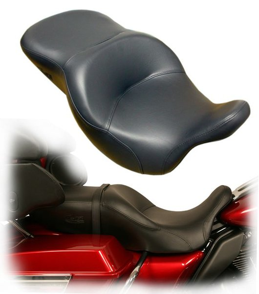Cycle Pedic Touring Seat ST0130 Cycle Pedic Plus II (Driver & Pass channel)