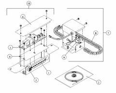 Coleman Limit Switch 1460-5031