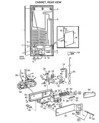 Dometic Refrigerator Model RM3804 Tune-Up Kit