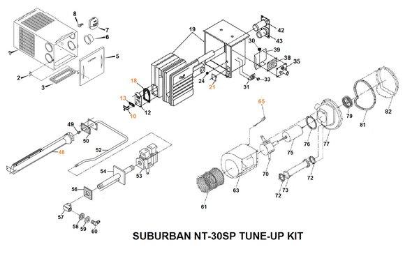 Suburban furnace model nt 30sp parts pdxrvwholesale suburban furnace model nt 30sp tune up kit asfbconference2016 Images