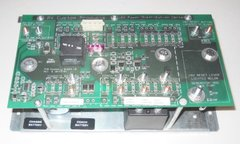 RV Custom Battery Control Center, by RV Custom Products, PCB# 01033-10, P# 129521