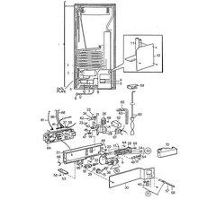 Dometic Refrigerator Model RM3604 Tune-Up Kit