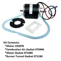 Suburban Furnace Blower Motor, 12 Volt, 520950