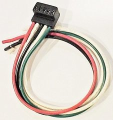RV Furniture Switch Harness 13961