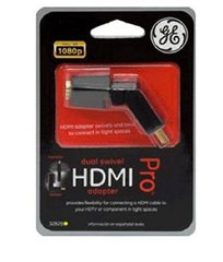 HDMI Swivel Adapter, 180 Degree, 22826