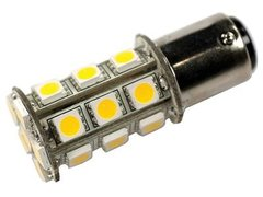 1076 LED Bulb, 24 LED's, 275 Lumens, Soft White, 50492