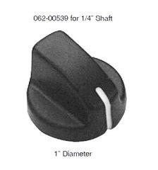 RV Dash Heater / AC Selector Switch Knob 062-00539