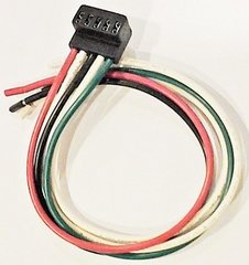 Slide Room Extend / Retract Switch Harness 17W-167