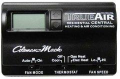 Coleman Thermostat, Digital, Heat / Cool / Heat Pump 6537-344
