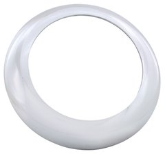 Chrome Plastic Bezel L12-0076