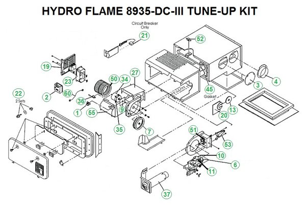atwood furnace model 8935-dc-iii parts | pdxrvwholesale atwood furnace wiring diagram 2006 gulf stream