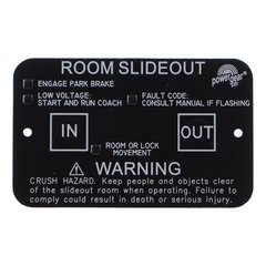 Power Gear Slide Out Touch Pad 1510000142