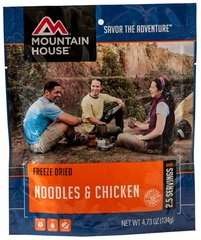 Noodles & Chicken Pouch