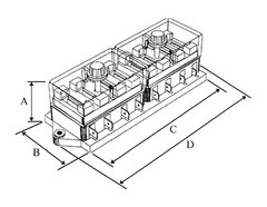 8 Position ATC Fuse Panel 30112-7