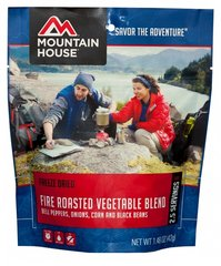 Fire Roasted Vegetable Blend Pouch