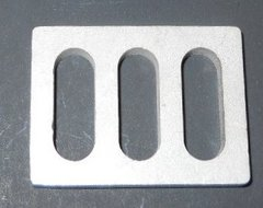 Bay Door Stainless Steel Strike Plate Shim 35966