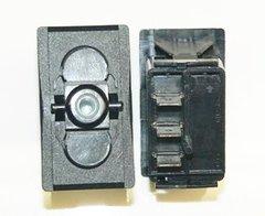 Carling Switch, Mom-Off-Mom, 3 Terminals, V8D1-20A-12V-3P