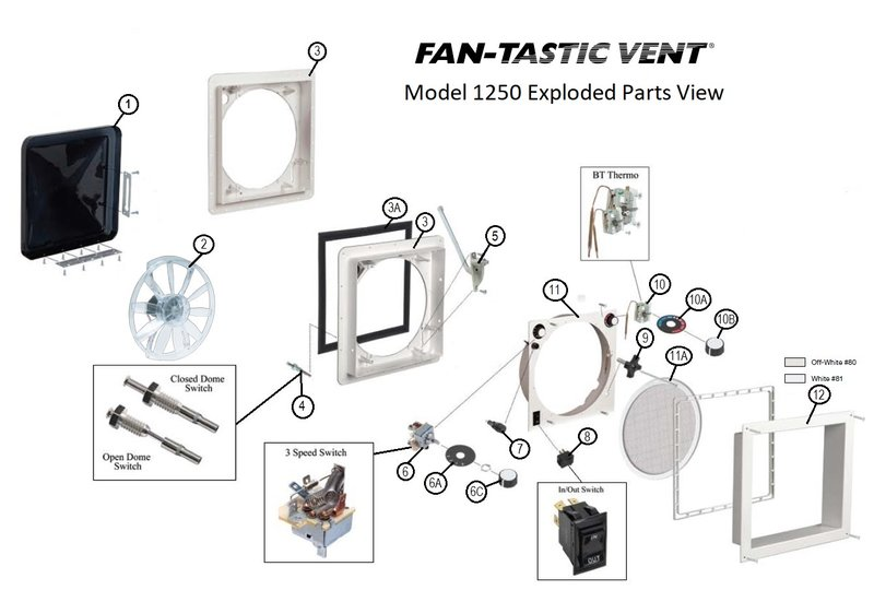 on fantastic fan 8100 wiring diagram