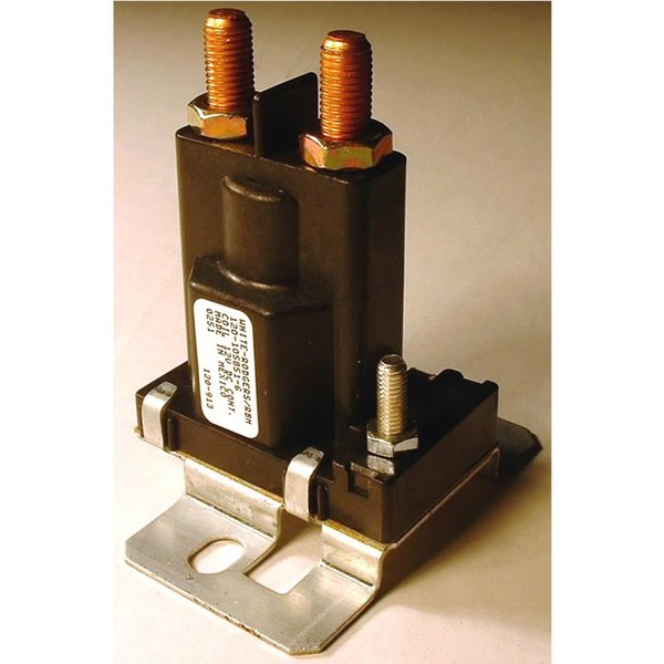 Continuous Duty 12v Solenoid Relay 100 Amp 3 Stud 120