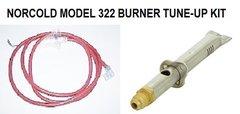 Norcold Refrigerator Model 322 Burner Tune-Up Kit