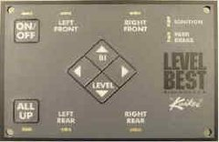 Lippert Level Best Jack Touch Control Kit 359229
