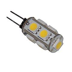 G4 Base 9 LED Bulb, Tower Pin, 180 Lumens, Neutral White, L05-0039NW
