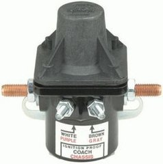 Intellitec Battery Disconnect Relay with No Fuses 01-00055-002