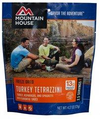 Turkey Tetrazzini Pouch