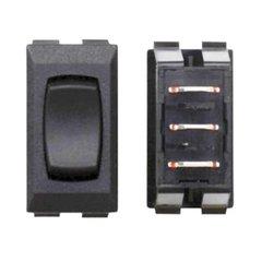 Generator Start / Stop Switch, Black