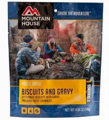 Biscuits and Gravy Pouch