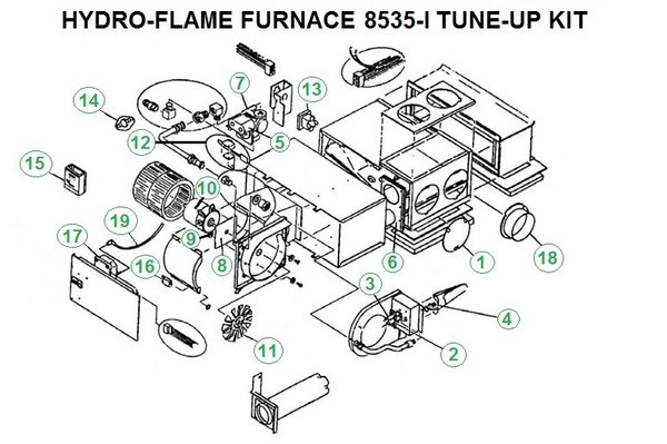 Atwood Furnace Wiring Diagram For Rv on