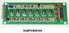 KIB Electronics Replacement Board Assembly SUBPCBM399