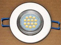 4 Inch 14 LED Overhead Light, BHFX-CR