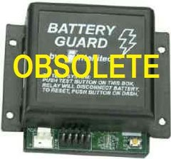 Intellitec Battery Guard Controller 01-00332-000