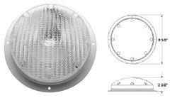 Porch Light, 8-5/8 Inch Diameter, 1P-P320