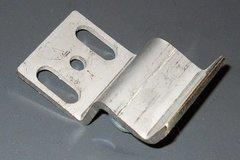 Bay Door Stainless Steel Strike Plate 35965