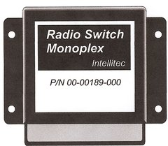 Intellitec Radio Switch Monoplex 00-00189-000