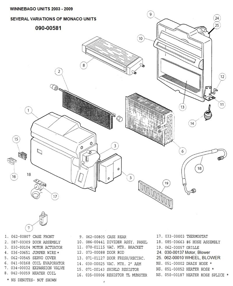 monaco rv dash ac wiring diagram scs hvac units pdxrvwholesale  scs hvac units pdxrvwholesale