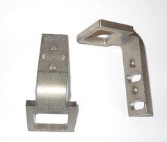 Bay Door Stainless Steel Strike Plate 91940