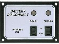 Intellitec Battery Disconnect Panel, BD2, 01-00066-006