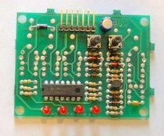 KIB Electronics Replacement Board Assembly, M20 Series, SUBPCBM20F