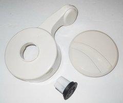 SeaLand Toilet Flush Pedal w/ Spring Cartridge Kit 385311122