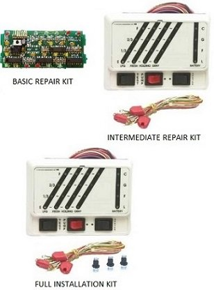 Kib Electronics Monitor Panel Model K24wnb Repair