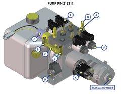 Lippert Pump Assembly 218311