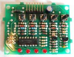 KIB Electronics Replacement Board Assembly, M22 & M24 Series, SUBPCBM22