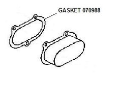 Suburban Water Heater Element Cover Gasket 070988